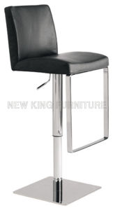 Modern Adjustable Swivel Bar Stool Hydraulic Chair Bar Stools (NK-BCB006) pictures & photos