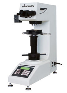 Sinowon 10kg Digital Macro Durometer Hardness Tester Vickers (HV-10A) pictures & photos