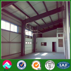 Environment Protective Prefabricated Steel Structure Factory Building Shed pictures & photos