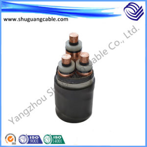 PVC Sheath Electrical/Electric Power Cable with XLPE Insulation pictures & photos