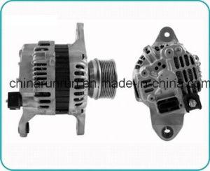 Auto Alternator for Mitsubishi (A4TR5591ZT 24V 100A) pictures & photos