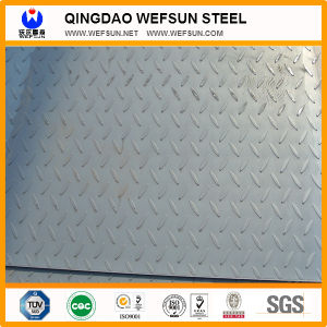Good Quality Tear Drop Checkered Steel Plate pictures & photos