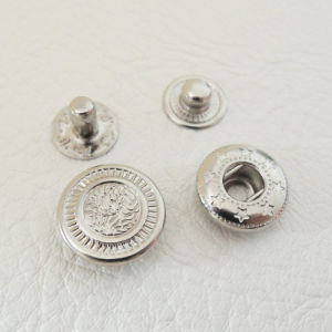 Jeans/Garment Metal Snap Button for Decoration pictures & photos