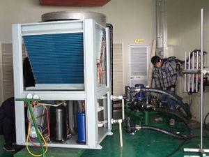 Fin Tube Holacarbon Refrigerant Condenser pictures & photos