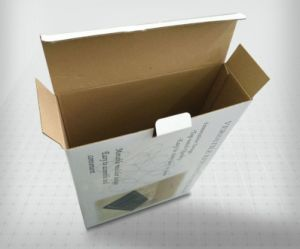 Cheap Cardboard Paper Boxes for Electronic Products (FLB-9322) pictures & photos