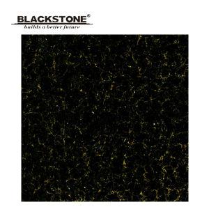 600X600mm Black Pilates Polished Porcelain Floor Tile pictures & photos