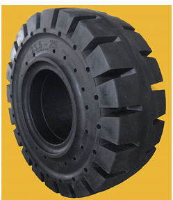 Solid OTR Tire Tyre for Wheel Loader Forklift
