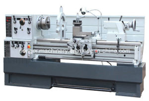 High Precision Gap Bed Engine Lathes, Swing Over Bed 530mm, 600mm pictures & photos