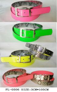 Neon Reversible Belt (FL-0506)