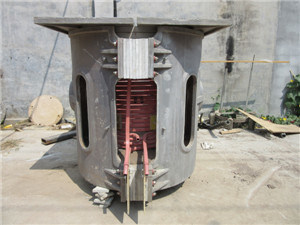 Intermediate Frequency Electric Induction Furnace with Aluminum Shell