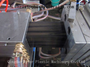 WPC Wood Plastic Decking / Fence / Wall Panel / Post Making Machine WPC Profile Machine pictures & photos