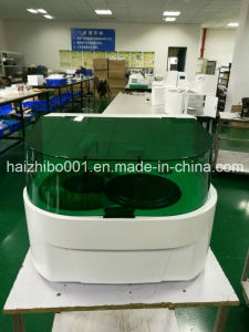 Full Automatic Laboratory Biochemistry Analyzer Machine (HP-CHEM100Y) pictures & photos