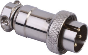 Circular Cable Power Waterproof Connector (M16F-4A)