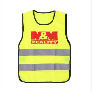 Safety Reflector Vest with Reflector Tape (TR-BX-007)