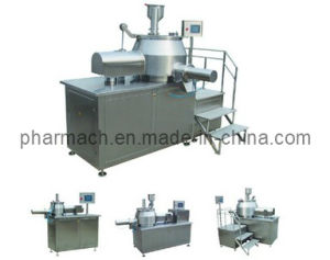 Shk Series Pharmaceutical High Speed Mixing Granulator pictures & photos