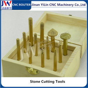1325 Double Head Double Spindle Two Head Stone CNC Router pictures & photos