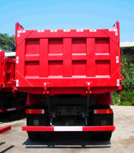 Cnhtc Tipper with High Quality Zz3257n247 pictures & photos