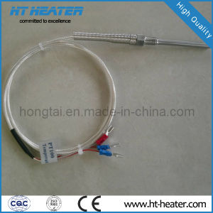 Industrial PT100 Temperature Sensor with Competitive Price pictures & photos