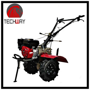 6.5HP 5gears Gear Driving Gasoline Tiller (TWGT1000A) pictures & photos