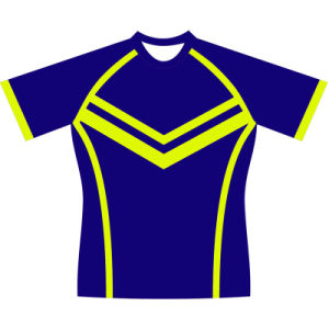 Sublimated Rugby Jersey Uniform for Men pictures & photos