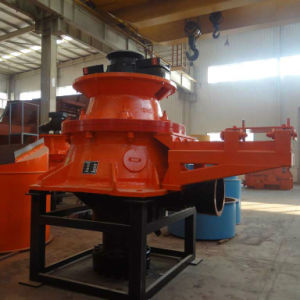 Hot Sale Single-Cylinder Hydraulic Cone Crusher Gpy1100 pictures & photos