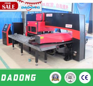 Metal Stamping CNC Turret Punching Machine Price for Sale pictures & photos