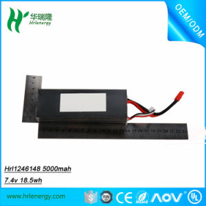 2500mAh 7.4V 25c RC Li-Polymer Battery for Quadcopter Drone pictures & photos