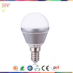 4W/6W G45 LED Bulb with Aluminum Housing for Daylight E14 pictures & photos