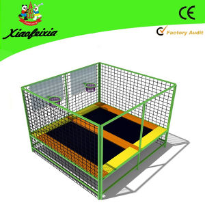 The Best Quality Trampoline with Basketball Hoops pictures & photos