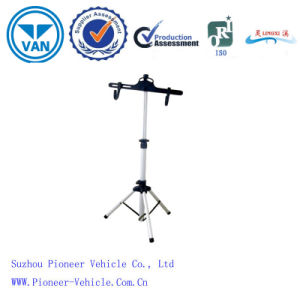 Hot Selling Aluminum Alloy Portable Bike Repair Display Stand pictures & photos