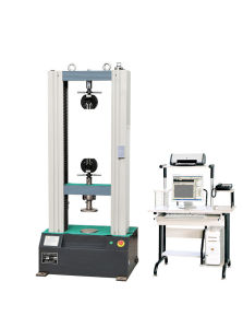 Wtd-W100 Computerized Electronic Universal Testing Machine pictures & photos