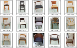 Wholesale European Style White 20 Colors Available Cushion Upholstery Restaurant Furniture pictures & photos