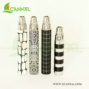 2013 Colorful Passthrough EGO Embossed E Cigarette Battery