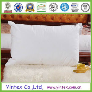Comfortable High Quality White Goose Down Pillow for Adult pictures & photos