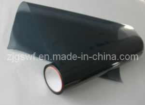 Megnetron Sputtering Solar Film with Uniformly Tint Coating (Gws210) pictures & photos