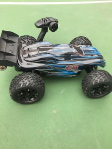 RC off Road Truggy Electric RC Car Model 1/10 Scale pictures & photos
