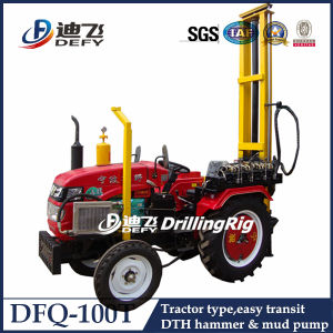 Tractor Type Drilling Machine Water pictures & photos