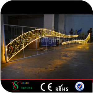 LED 2D Street Decoration Motif Lights pictures & photos