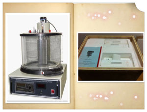 Gd-265D-1 Digital Kinematic Viscosity Tester pictures & photos
