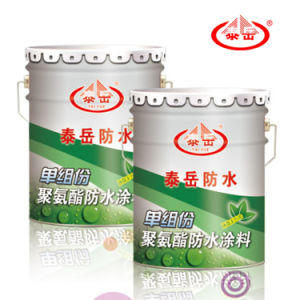 One Component Waterborne Polyurethane Waterproof Coating From China