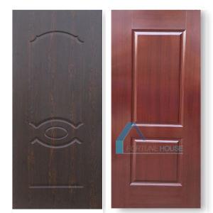 Cheap $3 Dollar 4.2mm Melamine Door Skin for Door Manufacture pictures & photos