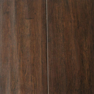 Antique Solid Bamboo Wood Flooring pictures & photos