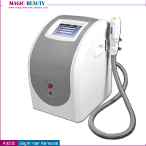A0305 Portable E-Light IPL Machine for Hair Removal Acne Treatment pictures & photos