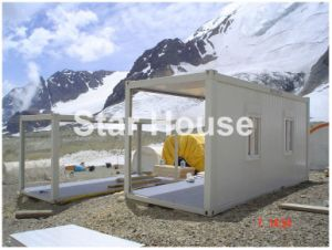 Modular Container House for Mine Campsite pictures & photos