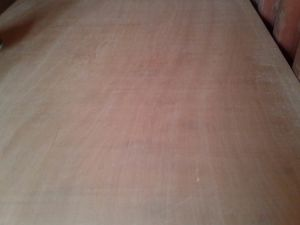 Okoume Surface Poplar Core Plywood