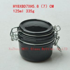 100ml Glass Food Jar Coffee Glass Sealing Jar pictures & photos