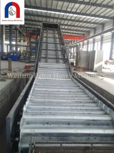 Bl Heavy Chain Plate Conveyor Feeder Machine pictures & photos