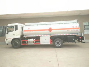 4X2 LHD & Rhd 15 Tons Refuel Tanker 16 Tons Fuel Tank for Sale pictures & photos