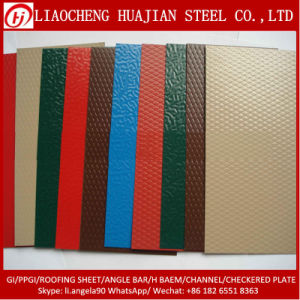 Color Coated Galvanized Steel Coil with Ral Card pictures & photos
