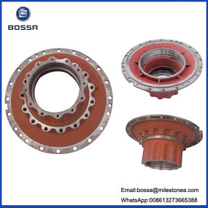 Customized Iron Casting Wheel Hub pictures & photos